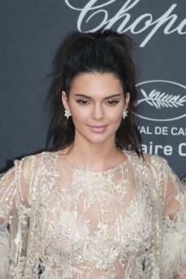 Kendal Jenner y su pelo cardado