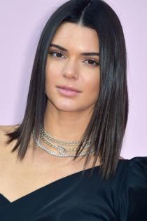 Kendall Jenner, ¡peinado clásico!
