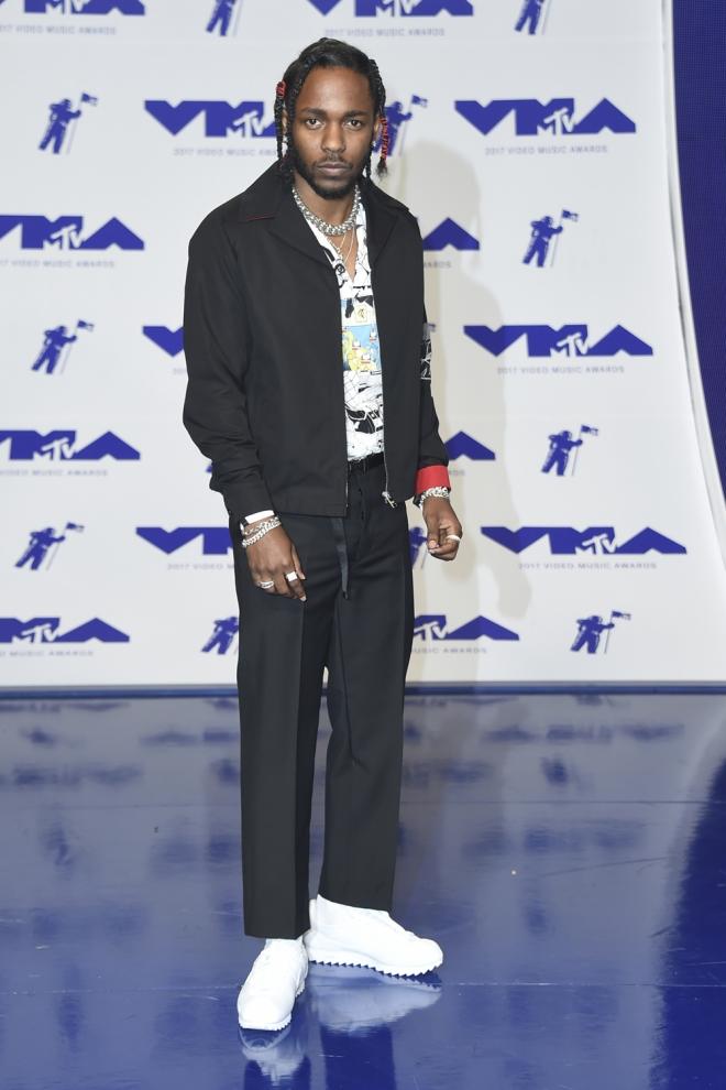 MTV VMAs 2017: Kendrick Lambar
