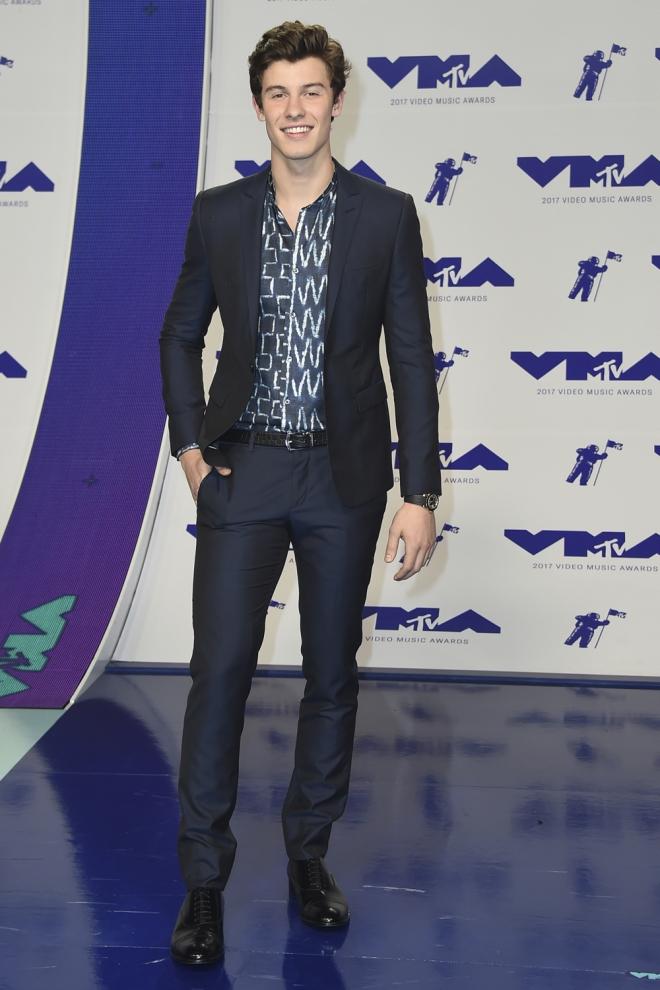 MTV VMAs 2017: Shawn Mendes, todo un galán