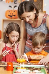 Juegos para Halloween: cocinar recetas terroríficas