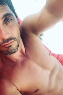 El sexy selfie de Paco León