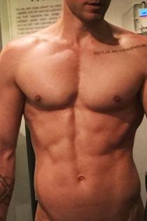El selfie desnudo de Jared Leto