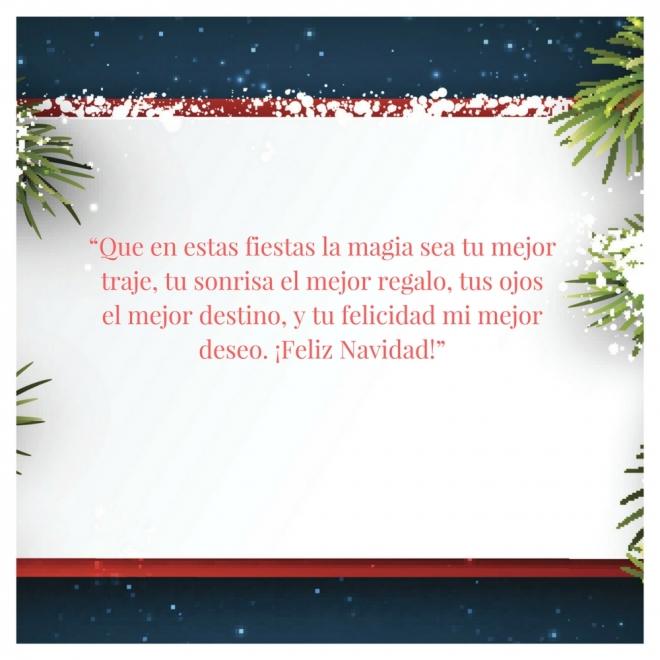 Mensaje de navidad para mandar por whatsapp que despertar - Felicitar la navidad por whatsapp ...