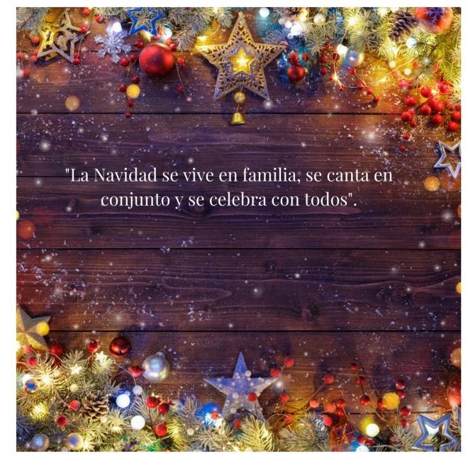 Mensaje de alegría para mandar por Whatsapp en Navidad