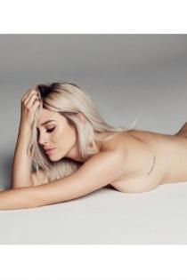 Blanca Suárez sube una foto desnuda a Instagram