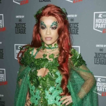 Rita Ora, una villana muy animada