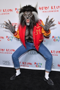 El espectacular disfraz de Heidi Klum para Halloween