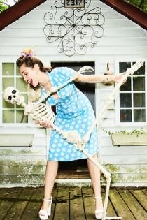 Así ha celebrado Halloween Miley Cyrus