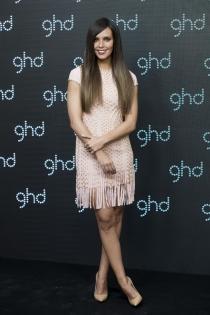 Cristina Pedroche con un vestido de día
