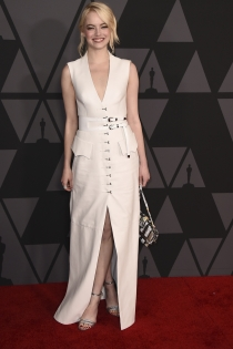 Emma Stone, elegancia personificada