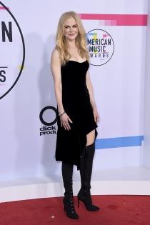 Famosas en los AMAs 2017: Nicole Kidman