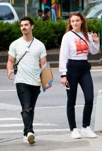 Boda por sorpresa de Joe Jonas y Sophie Turner