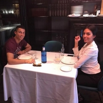 Georgina Rodríguez y Cristiano Ronaldo, ¡escapada romántica!