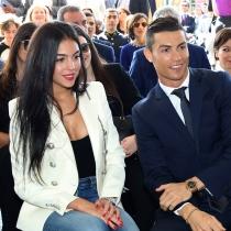 Georgina Rodríguez, el mejor apoyo de Cristiano Ronaldo