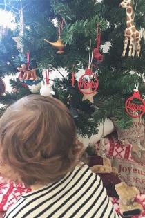 El árbol de Navidad de la casa de Sara Carbonero e Iker Casillas