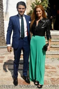 Olivia de Borbón marca estilo de boda