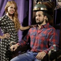 María Castro emocionada con su boda con Jose Manuel Villalba