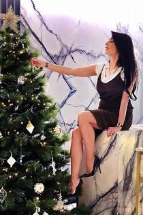 Pilar Rubio celebra la Navidad con un gran árbol adornado