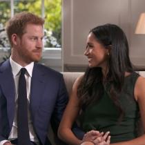 El príncipe Harry y Meghan Markle enamoraron a todos con esta entrevista