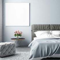 Feng Shui: tu habitación no tiene que ser simétrica, pero sí armoniosa