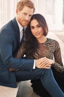 El amor de Meghan Markle y el príncipe Harry