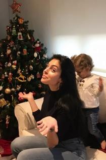 La Navidad de Georgina Rodríguez