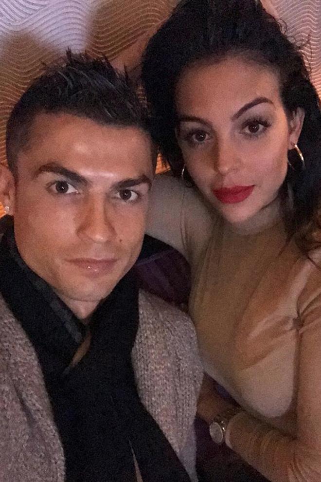 El amor de Georgina Rodríguez y Cristiano Ronaldo