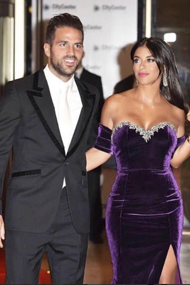 Suenan campanas de boda para Cesc Fábregas y Daniella Semaan