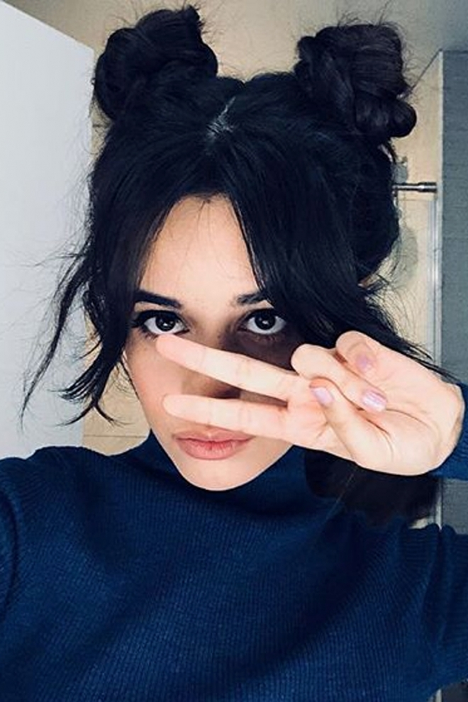 La mirada más penetrante de Camila Cabello