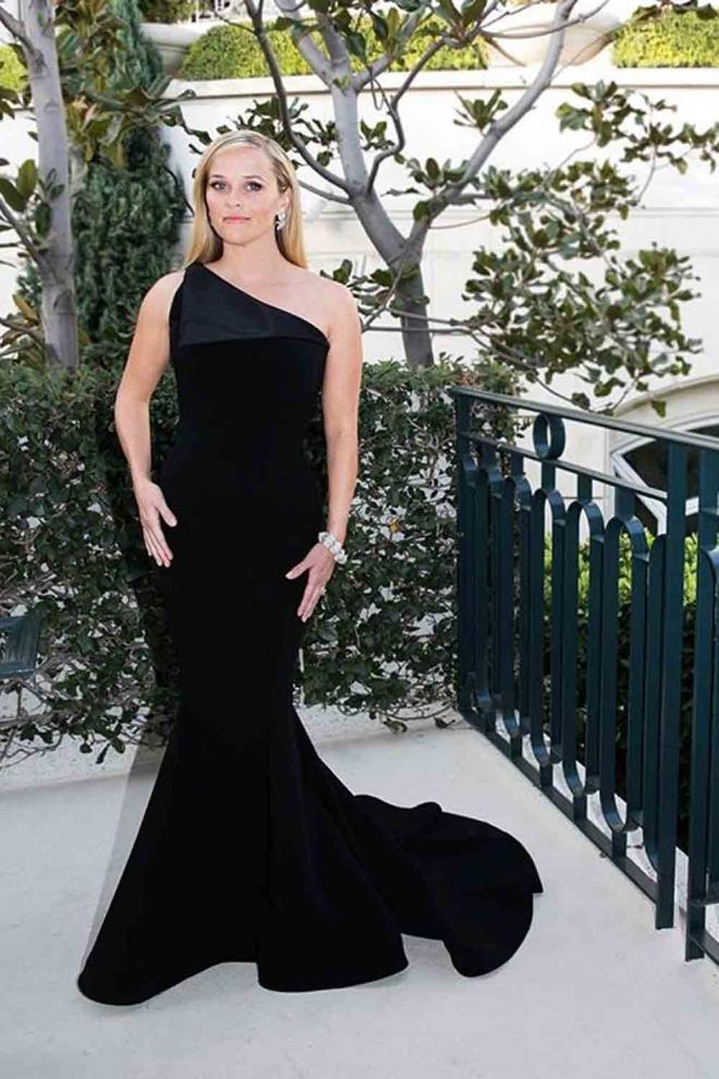Globos de Oro 2018: La actriz Reese Witherspoon se corona con Big Little Lies