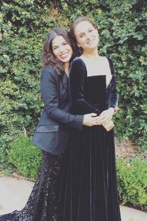 Globos de Oro 2018: Natalie Portman y America Ferrera unidas contra el acoso sexual