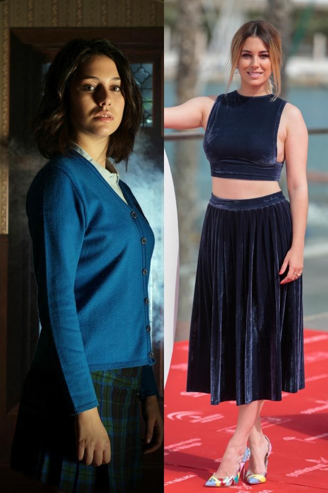 Las Chicas del Cable: el antes y el después de Blanca Suárez
