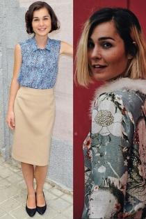 Las Chicas del Cable: el antes y el después de Nadia de Santiago