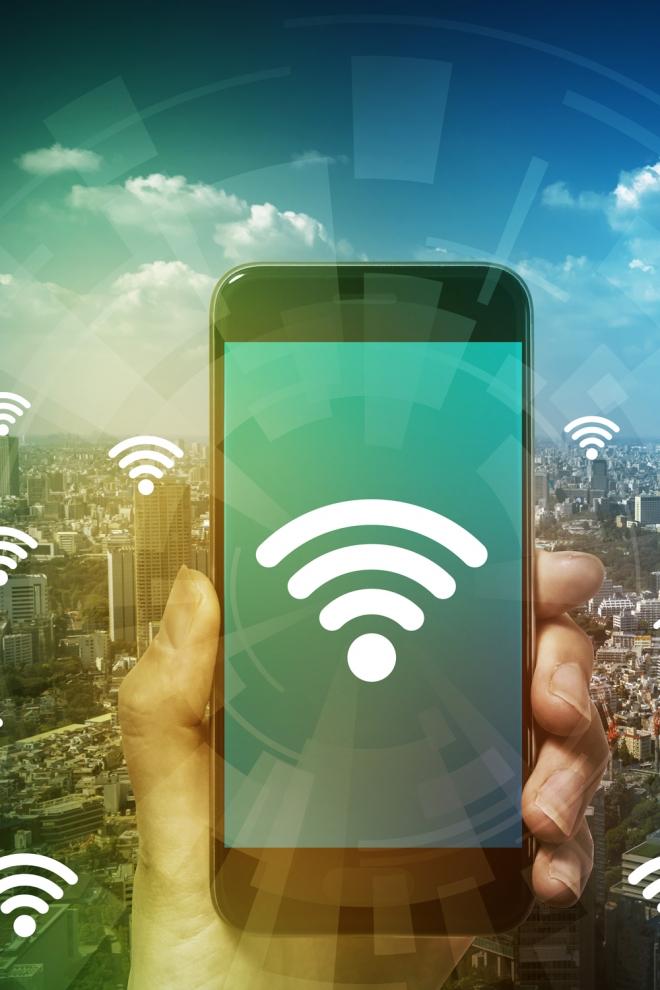 Grandes inventos hechos por mujeres: Wifi