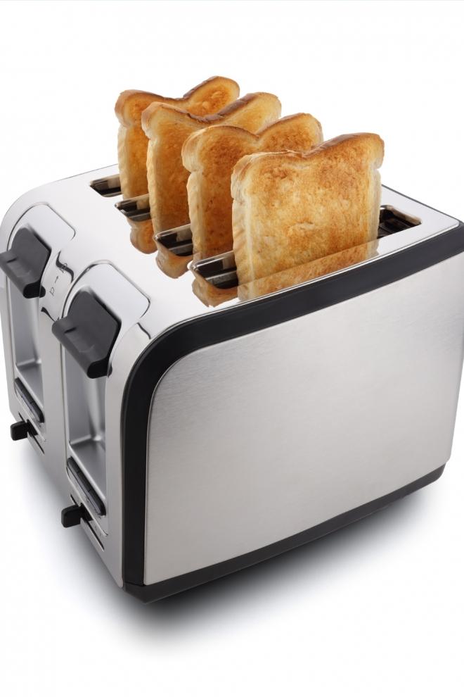 Grandes inventos hechos por mujeres: la tostadora
