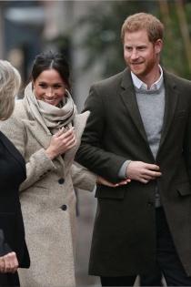 La agenda de Meghan Markle y el príncipe Harry antes de su boda