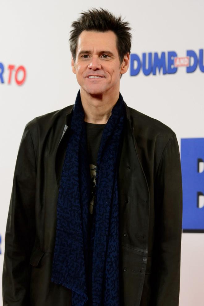Famosos que son Capricornio: Jim Carrey
