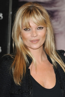 Famosas que son Capricornio: Kate Moss