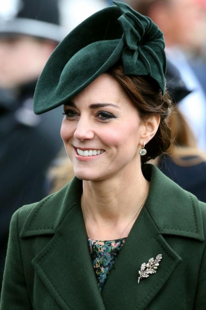 Famosas que son Capricornio: Kate Middleton