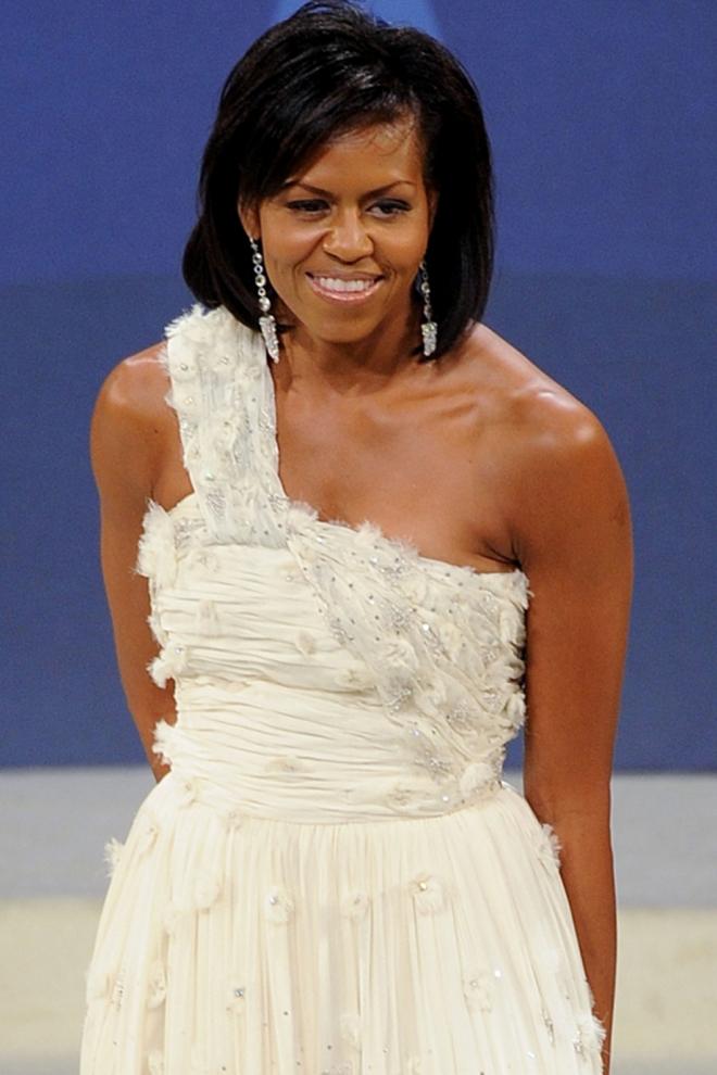 Famosas que son Capricornio: Michelle Obama
