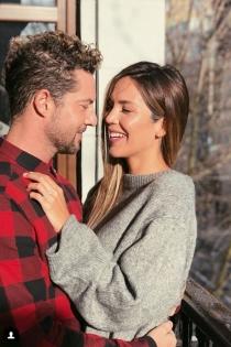 David Bisbal se casa Rosanna Zanetti