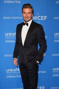 Famosos que son Tauro: David Beckham