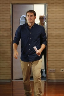 Famosos que son Tauro: Iker Casillas
