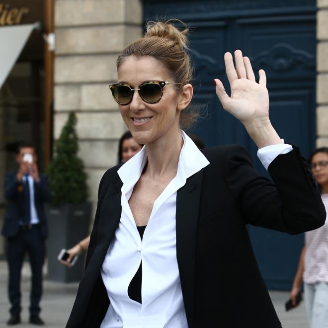 Famosas que son Aries: Celine Dion