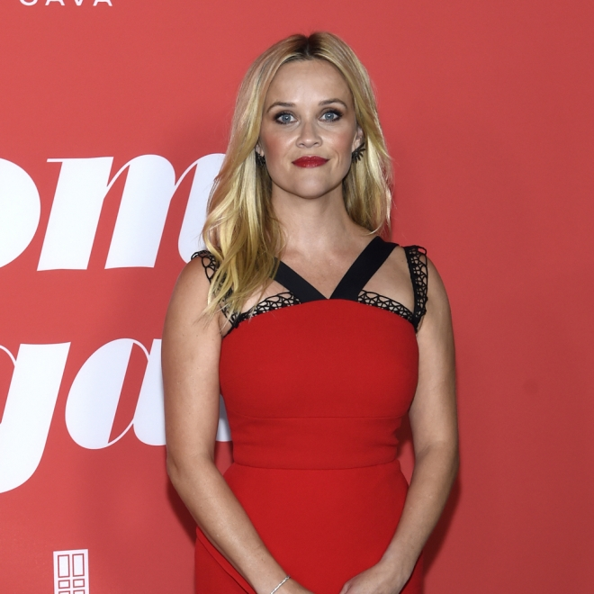 Famosas que son Aries: Reese Witherspoon