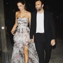 Alessandra Ambrosio y Jamie Mazur hacen muy buena pareja