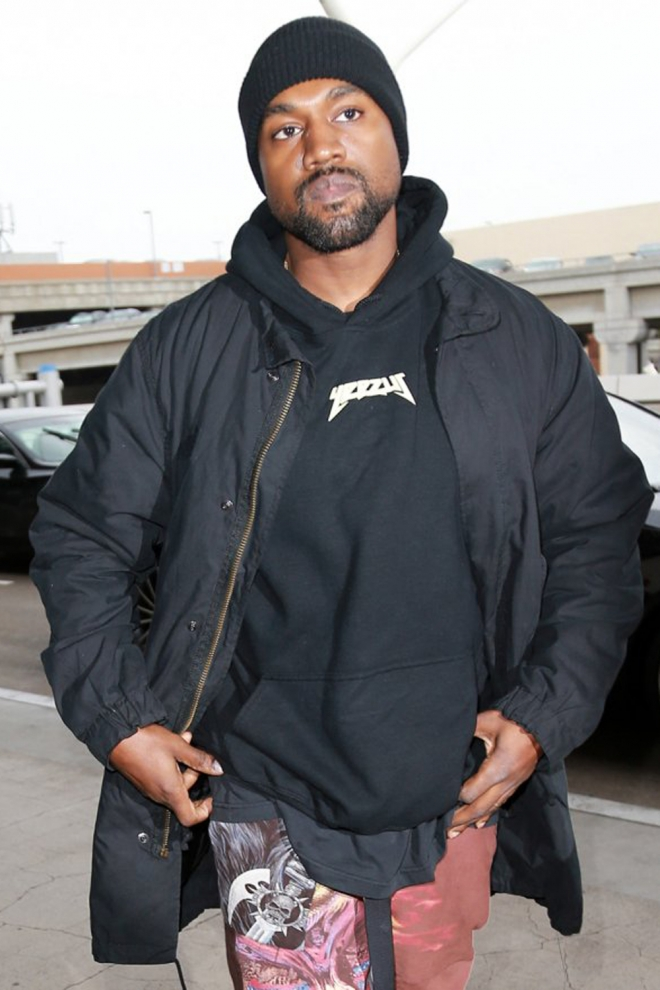 Famosos que son Géminis: Kanye West