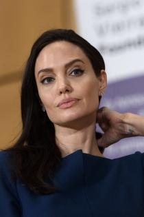 Famosas que son Géminis: Angelina Jolie