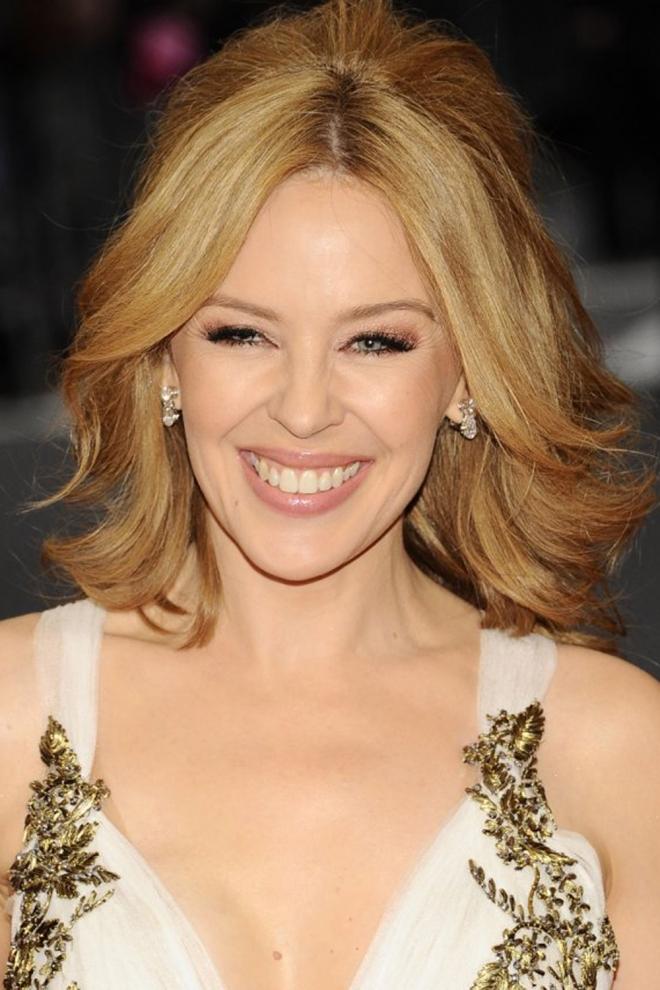 Famosas que son Géminis: Kylie Minogue